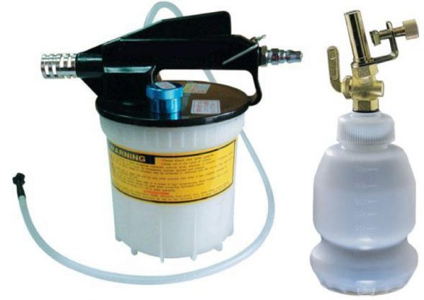 7006-PNEUMATIC-BRAKE-OIL-EXTRACTOR-&-BRAKE-BLEEDER-KIT