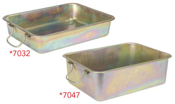 Steel Drain Pan
