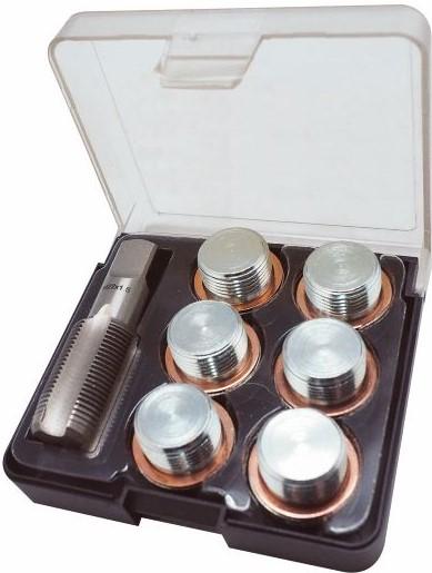 Oil Drain Repair Kit-silver